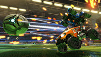 Rocket League offers you to participate in matches