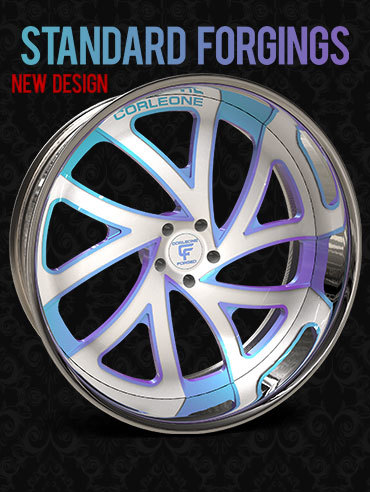 Wheel Manufacture, Custom Design Wheels | Corleone Forged