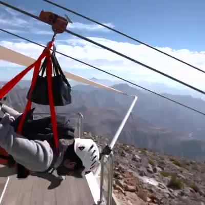 "Abdul Sattar on LinkedIn: ""The world's longest zipline just…"