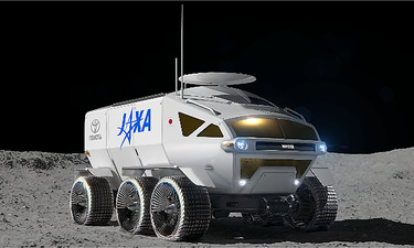 Japan and Toyota Teaming Up to Make an SUV for the Moon, Maybe Mars