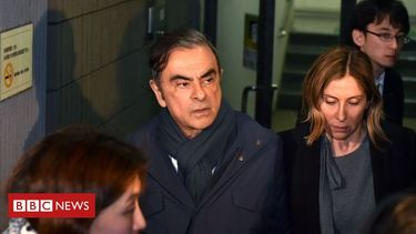 Nissan ex-boss held hostage, says lawyer