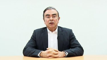 Ghosn says 'backstabbing' behind his arrest